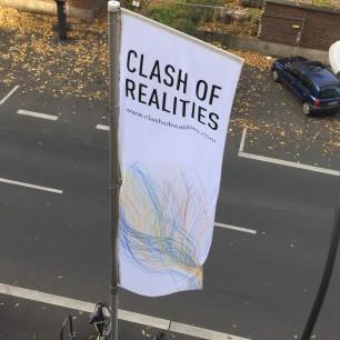 Clash-flag