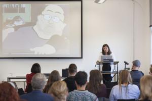 "Rachel Kowert on ""Online lives, offline consequences: Video games and sociability"""