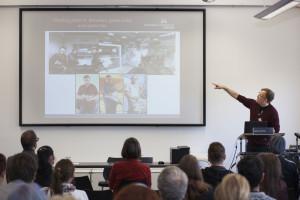 "Jeffrey Wimmer on ""Moral dilemmata in digital games"""