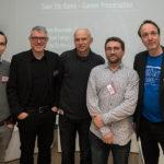 Fabian Weigert, Martin Lorber, Stefan Serbicki, James Newman, Andreas Lange